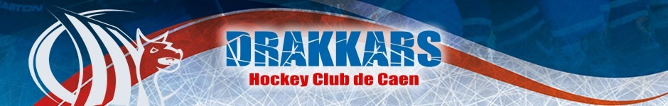 logo drakkars hockey club de Caen