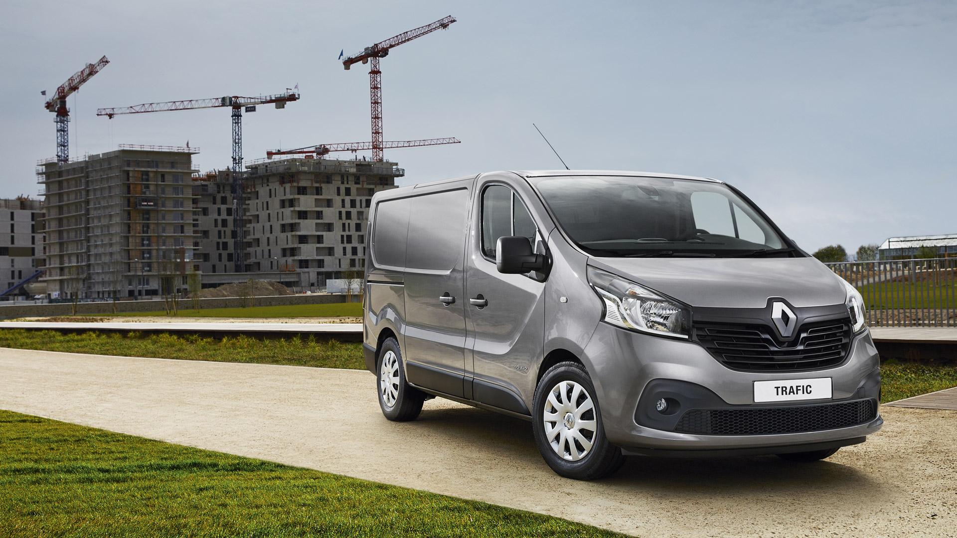 Le nouveau Renault Trafic est disponible chez Lerat Location