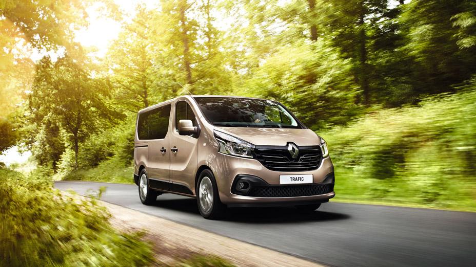 Le nouveau Renault Trafic Combi arrive chez Lerat Location
