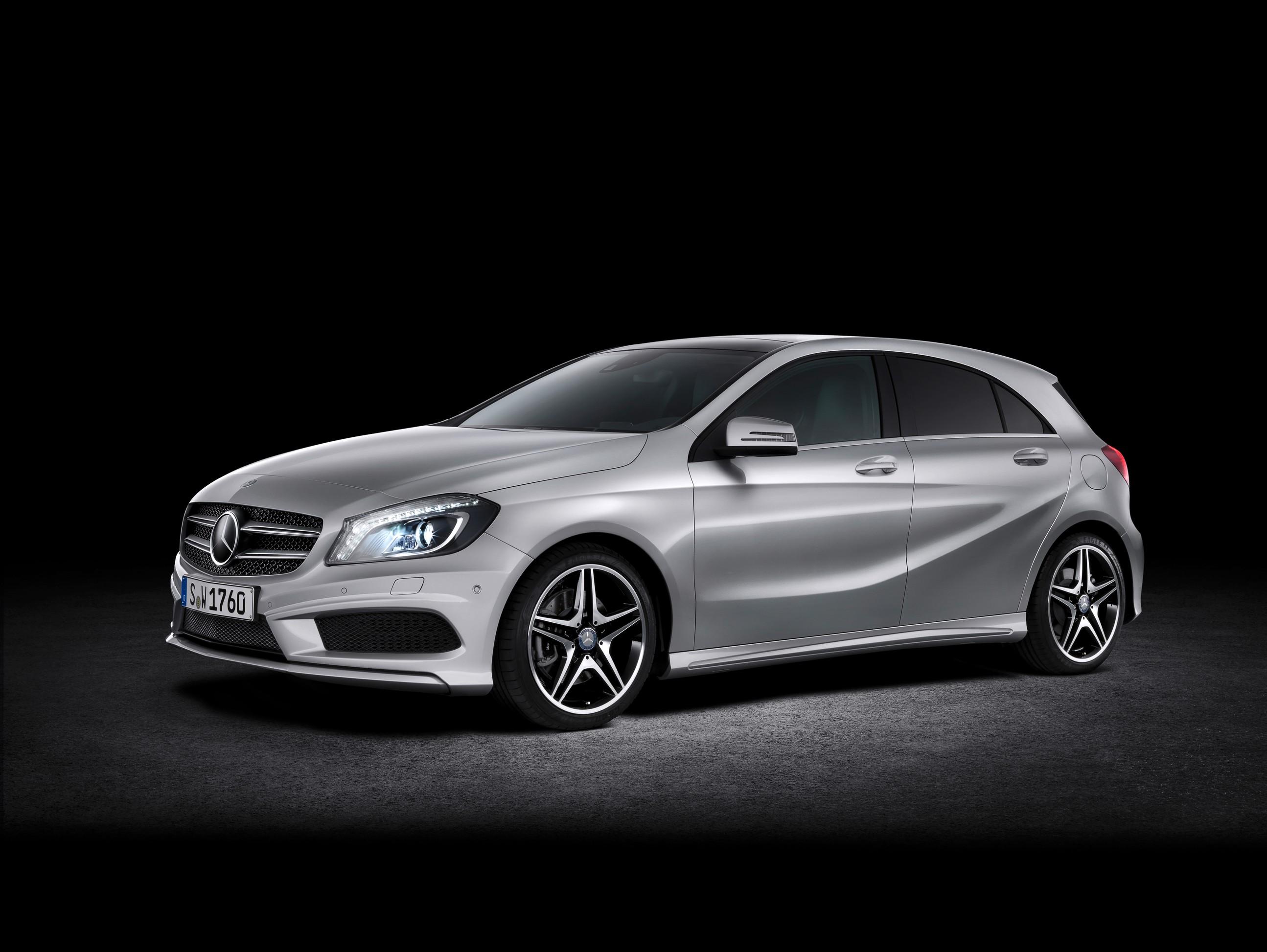 Louez la nouvelle Mercedes-Benz Classe A chez Lerat Location