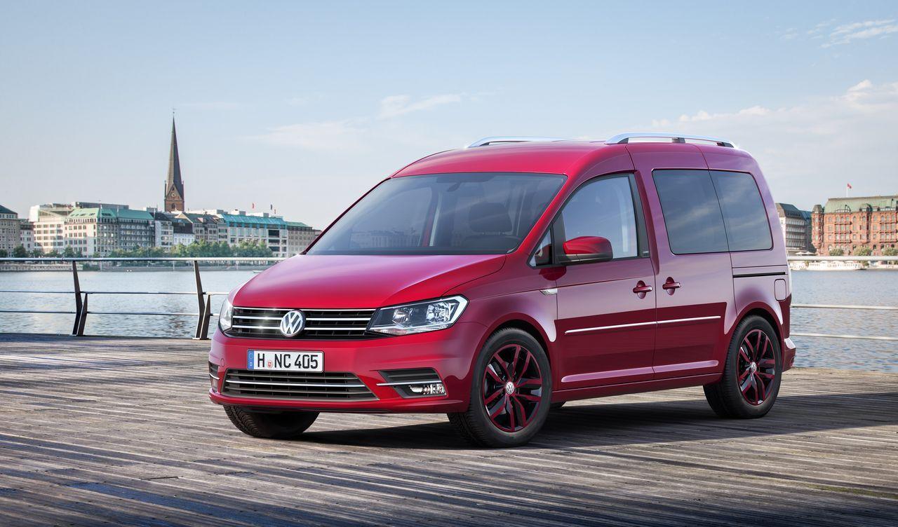 Nouveau Volkswagen Caddy chez Lerat Location