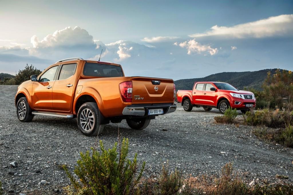 Découvrez le nouveau pickup Nissan NP300 Navara chez Lerat Location