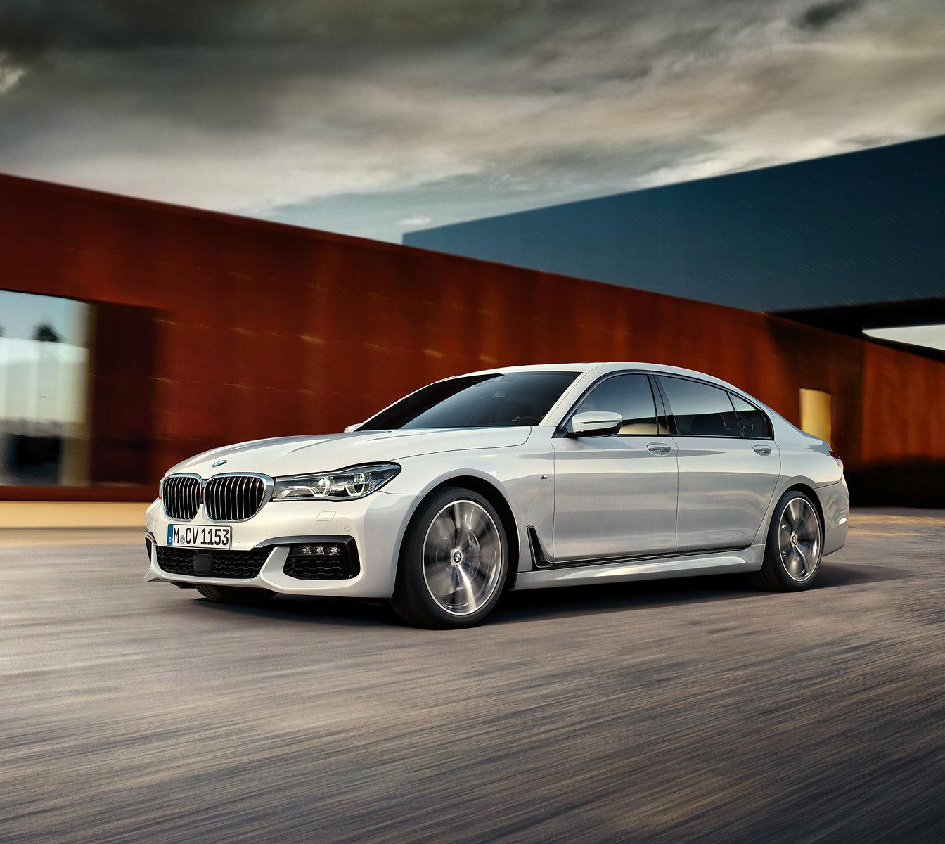 Découvrez la nouvelle BMW série 7 : « Une poésie technologique »