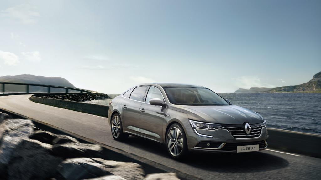 Nouvelle Renault Talisman : Un prodige de technologie