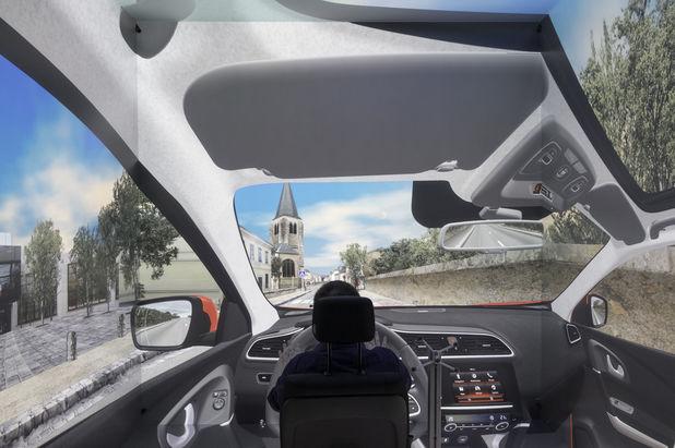 La réalité virtuelle au cœur de la conception automobile