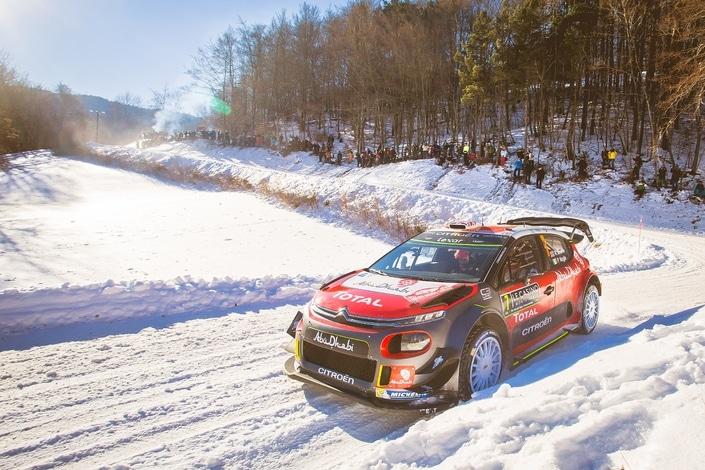 L'agenda auto de janvier 2018 : Monte-Carlo, Top Gear, Traversée de Paris…
