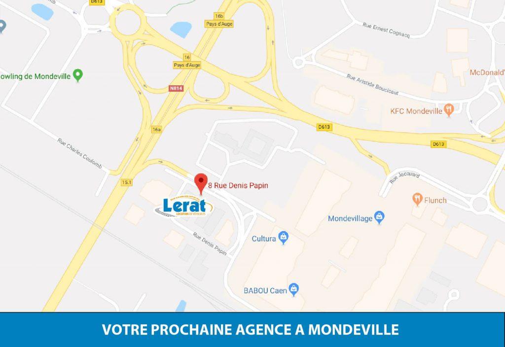 Prochainement une nouvelle agence à Mondeville !