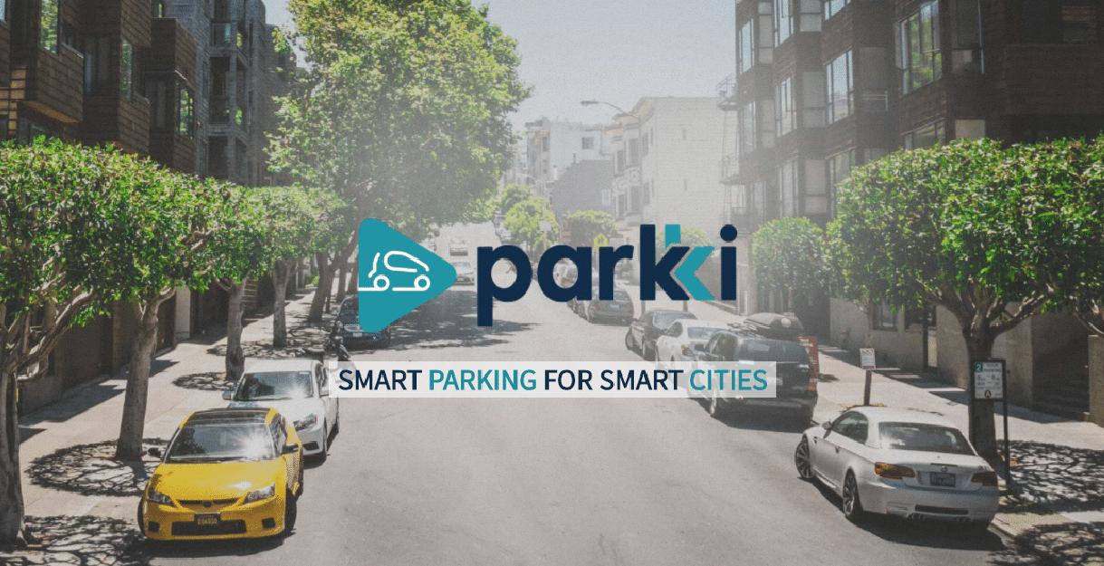 Parkki, la nouvelle application pour trouver un parking facilement