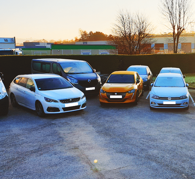 Parc Lerat location voitures