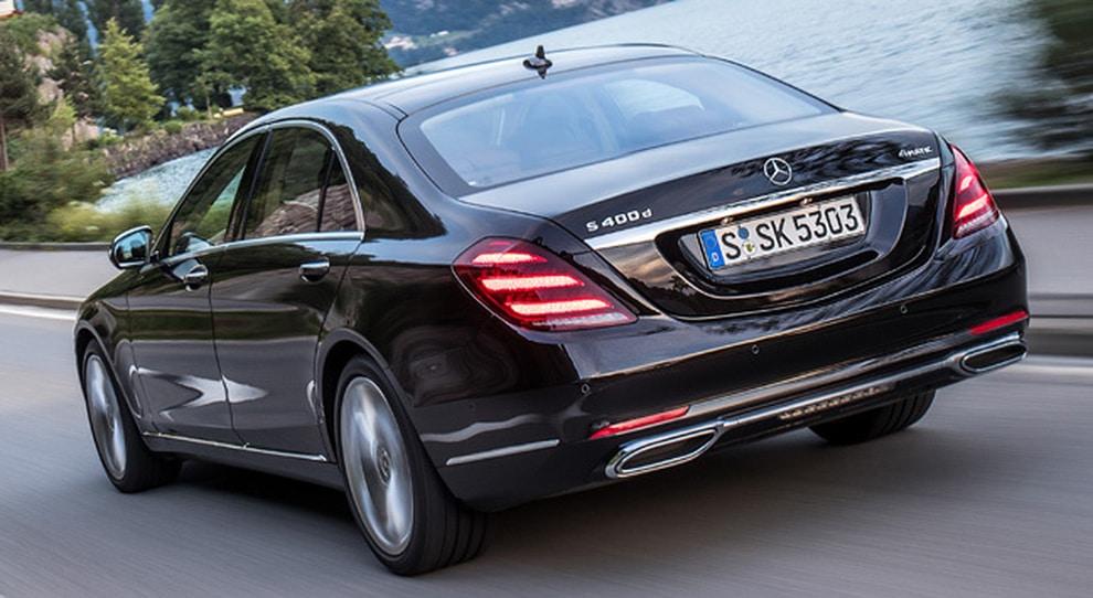 La nouvelle pépite de notre gamme… La nouvelle Mercedes Class S 4 Matic
