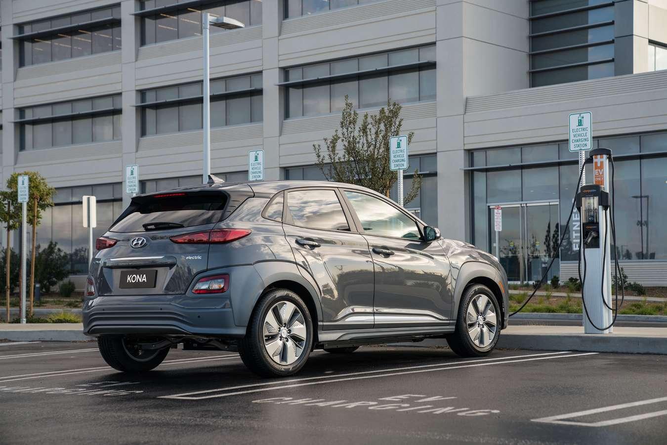 Le nouveau Hyundai Kona électrique disponible à la location chez Lerat Location !