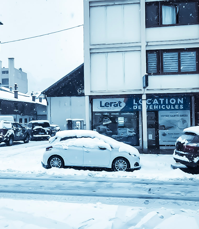 Agence Lerat location