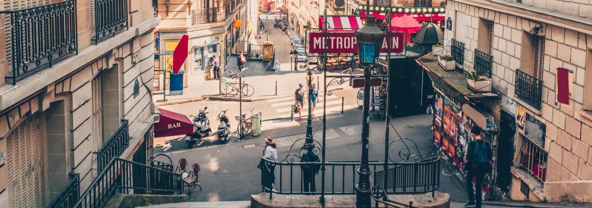 Future agence Lerat location à Paris 18e