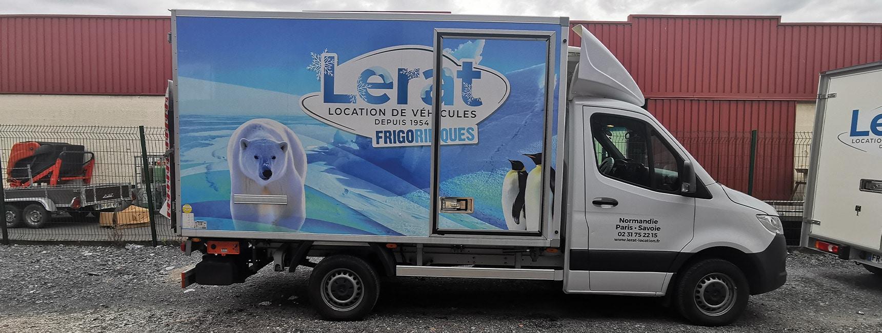 Location camion ou remorque frigorifique, comment faire son choix ?